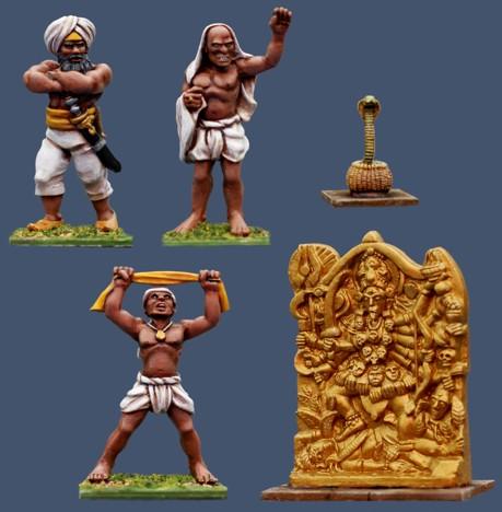 Les Portugais en Inde (1500-15) - Goa 1510  MàJ 16 Février Pbt24
