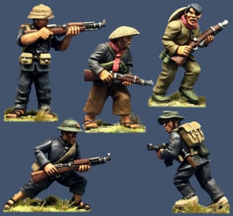 Guerre du Vietnam chez Pulp Figures BS.VC.2.72dpix470