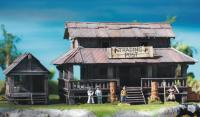 A South Seas Trading Post