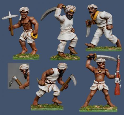 Les Portugais en Inde (1500-15) - Goa 1510  MàJ 16 Février Pbt21x470