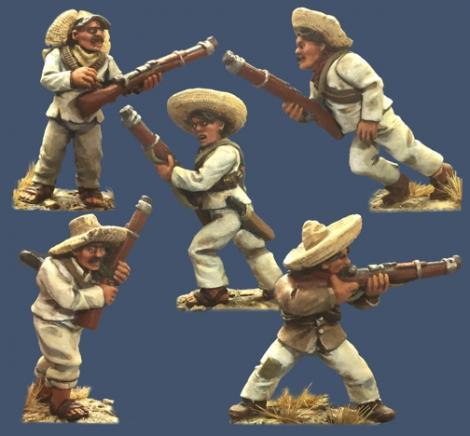 Révolution mexicaine chez Pulp Figures Pmx3-2x470